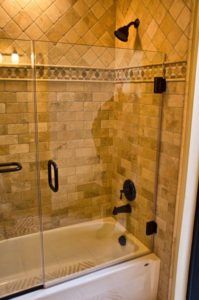 Master Shower Redesign