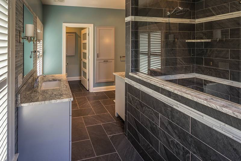 50 Shades of Gray Bathroom Remodel