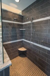 Deitch Shower Remodel