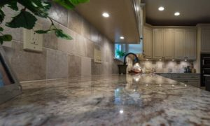 Ahlbrandt Closeup Granite Countertop