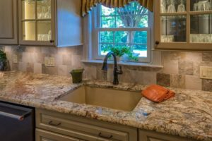 Ahlbrandt Granite Tops Kitchen Remodel