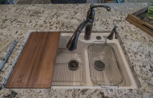 Sink Custom ORB Cutting Board Insert