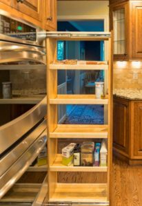 Kitchen Spice Rack Rollout