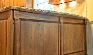 Kitchen Remodel Custom Bar