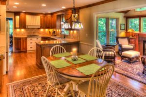 Kitchen Remodel Warm Hues