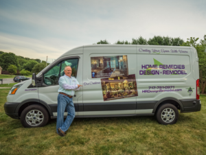 HR Design Remodel Truck