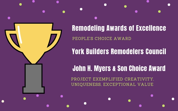 Awards for Home Exterior Renovation