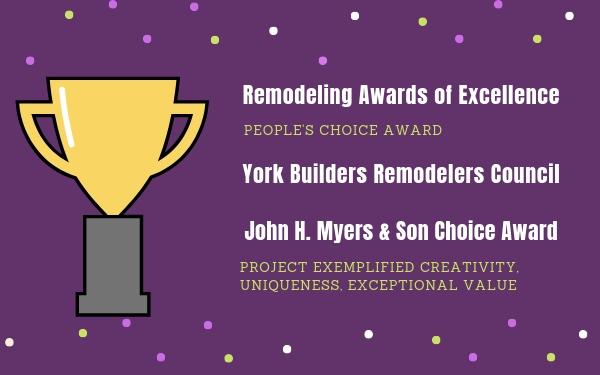 Awards for Home Exterior Renovation